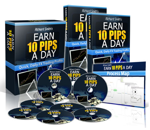 10 pips a day forex system